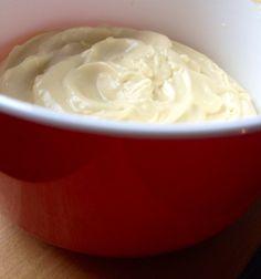 vegane Mayonnaise ... Für Pommes rot/weiß oder Kartoffelsalat