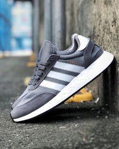 cc47c4c876d1b Adidas Iniki Runner Boost Grey White Mens 4 5 6 7 8 9 12 Ultra New ...