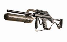 A good paintball gun