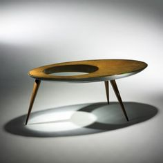 129: Gio Ponti / coffee table < December Design Series, 09 December 2007 < Auctions | Wright