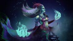 Death prophet (Dota 2) by CathBotsman on DeviantArt