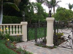 Driveway Gates we have done! - other - Coast Iron Works