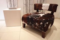 Cowhide Chair Bring a Touch of Class and Warmth in Home - http://www.kelseyquan.com/cowhide-chair-bring-touch-class-warmth-home/ : #InteriorFurnitures Cowhide chair – his tanned skin has been used for all sorts of items, shoes, handbags, wallets and all kinds of garments, with tanned leather, they have also been upholstered all types of furniture, sofas, chairs, headboards Beds and all remember that classical desks, carpeting work...