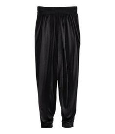 harem pants...i shouldn't like these...but i do.