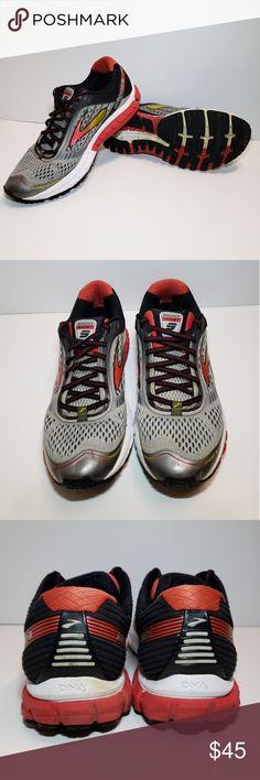 4b7eb396e435 Brooks Ghost 9 Mens Running Shoes Sz 10.5 Brooks Ghost 9 Mens Running Shoes  Sz 10.5