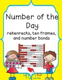 This product provides students who need practice with composing and decomposing numbers using ten frames, number bonds, and rekenrecks for numbers 4 -20.  It is aligned to the TEKS for 1st grade.