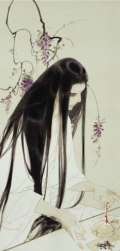 Xuy: Vẽ cho hảo hữu... Quảng cáo dầu gội đầu Thanh Nham. Thu nhập của Vạn Hoa Cốc là trách nhiệm của mỗi người.  ~~~~ Vạn Hoa ----- Kiếm Tam ~~~~