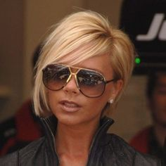 Victoria Beckham Short Haircut http://www.short-haircuts.us ...