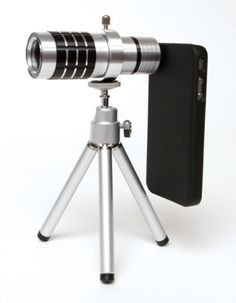 telephoto lens for iphone 5 & 4s