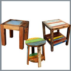 http://www.storiesonthewall.com.au/boat_furniture_tables.html