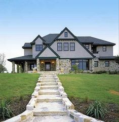 Texas Style Luxury Living - 19239GT   Architectural Designs - House Plans