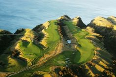 Cape Kidnappers Golf Club, No. 10