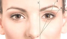 Eyebrows are the reflection of our true personality. Perfectly shaped eyebrows not only make you look attractive but also say a lot about how you care about your appearance. Perfect Eyebrow Shape, Perfect Eyebrows, Shape Eyebrows, Eyebrow Shapes, Eye Brows, Pluck Eyebrows, Nice Eyebrows, Natural Eyebrows, Makeup Trends