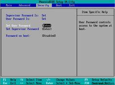 CMOS De-Animator 2.1 – Thiết lập lại mật khẩu BIOS trực tiếp từ Windows