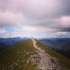 @Heughan : Top of Munro number 1 (Ben Vorlich)