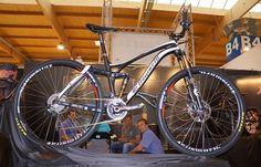 2013 Ellsworth Evolve Carbon Fiber full suspension and 650B Epiphany full suspension bikes