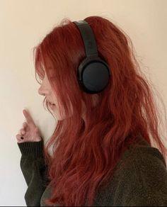 Cut My Hair, New Hair, Hair Cuts, Hair Dye Colors, Hair Color, Red Hair Inspo, Red Hair Inspiration, Aesthetic Hair, Dream Hair