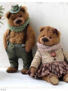 Anna Bratkova bears – Tedsby