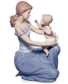 Lladro Collectible Figurine, One For You, One For Me