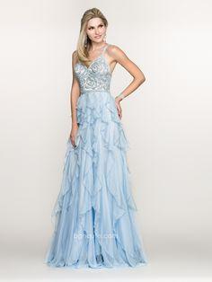 BG Haute Spring/Prom 2014 style #G3400 Sky Blue. www.bghaute.com #prom2014