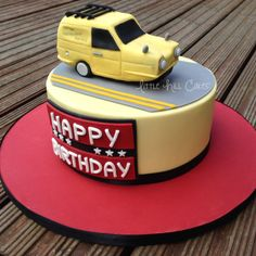 Only Fools & Horses Cake