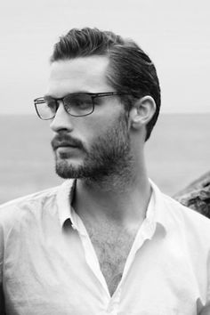 umm... so basically this guy is really attractive.... I'm in love with the glasses