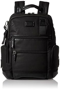 Tumi Alpha Bravo Knox Backpack Black *** You can find out more details at the link of the image. This is an Amazon Affiliate links.