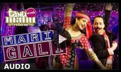 Mari Gali – Tanu Weds Manu Returns The artist and singer of this Video Song is Ns Chauhan Dilbag Singh . The song is mari gali. Hindi Movie Tanu Weds Manu Returns. The Music is composed by the musician Surjrdb . This Song Lyrics penned by Lyricist ns-chauhan .