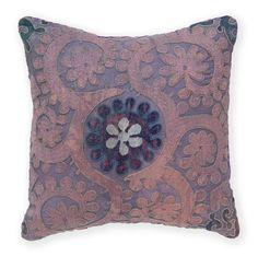 ♦ overdyed suzani textile
