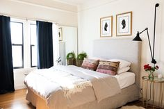 House Tour: A Chic and Airy Marina District Apartment | Apartment Therapy