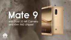 Cool Huawei 2017: Eccolo, è arrivato Huawei Mate 9 Atteso da tempo, il nuovo top di gamma della m...  Cellulari