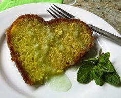 OnTheMove-In the Galley: Shamrock Schnapps Bundt Cake
