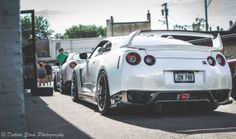Nissan GT-R R35 x2