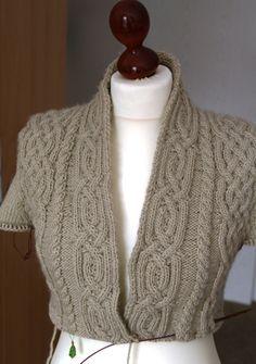 Ladies Cardigan Knitting Patterns, Aran Knitting Patterns, Knitting Stiches, Baby Hats Knitting, Knit Patterns, Knitted Hats, Only Cardigan, Cardigans For Women, Cable Knit