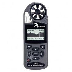 Kestrel Pocket Weather Meter 4000 |Camping Electronics | BackcountryGear.com