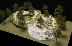 Sylvan Visitor Center & Restaurant, Washington Mall — Work Architecture Company