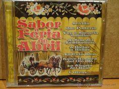 SABOR A FERIA DE ABRIL. VARIOS ARTISTAS - CD / ECB RECORDS - 18 TEMAS - PRECINTADO.