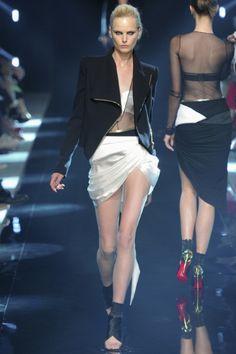 Sfilata Alexandre Vauthier Paris - Alta Moda Autunno-Inverno 2013-14 - Vogue