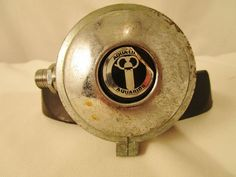 Vintage Aqua Lung Aquarius regulator PART as-is UNTESTED Read Description.  #AquaLung