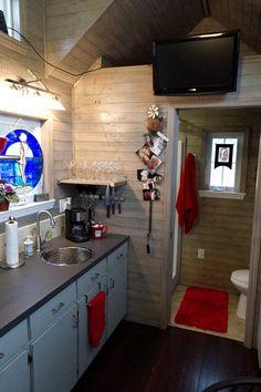 Tiny House Kitchen & Bath