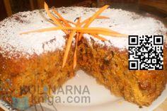 Кекс с моркови   Вашите рецепти, Кулинарна Книга с Рецепти