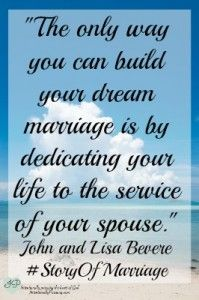 #StoryOfMarriage - Rise and Build - IntentionallyPursuing.com