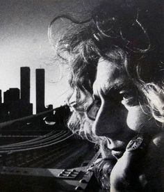 Robert Plant...look at the background