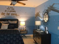 Outer Space Themed Bedroom Decorating Ideas Kids Bedrooms