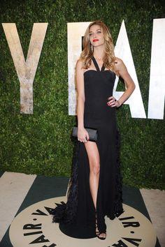 Ana Beatriz Barros Vanity Fair Oscars After-Party - 26th February, 2012