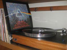 Custom AR 77XB + Pink Floyd - vinyl Dark Side Of The Moon