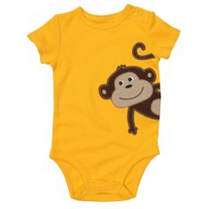 roupinhas-de-bebe-amarelo2 Boy Onesie, Baby Bodysuit, Baby Boy Fashion, Kids Fashion, Baby Boy Outfits, Kids Outfits, Sewing Shirts, Patchwork Baby, Baby Costumes