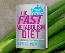 Here is a link to all of Haylie's Recipes that she's sent out this year in her newsletter. These are in addition to the ones found in her book, The Fast Metabolism Diet.