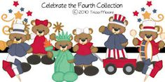 Celebrate the Fourth Pattern Collection