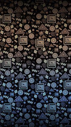 Art Patterns of Wallpaper Backgrounds Phone Wallpaper Design, Phone Screen Wallpaper, Wallpaper Iphone Cute, Galaxy Wallpaper, Cool Wallpaper, Iphone Wallpapers, Trendy Wallpaper, Tumblr Wallpaper, Black Wallpaper